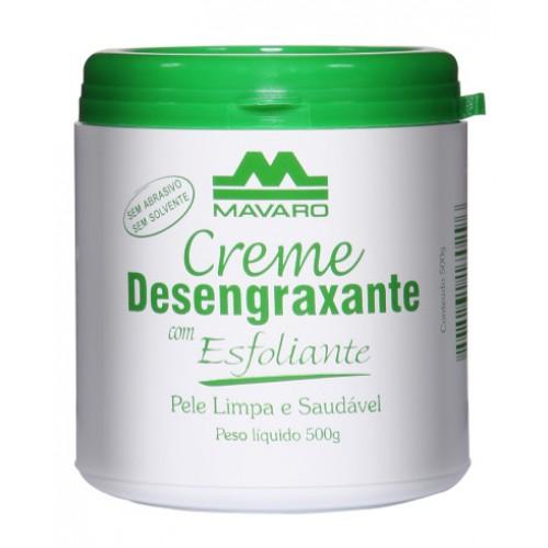 Creme Desengraxante com Esfoliante 500g